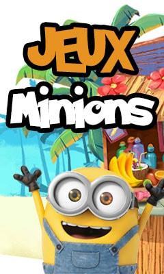 jeux minions